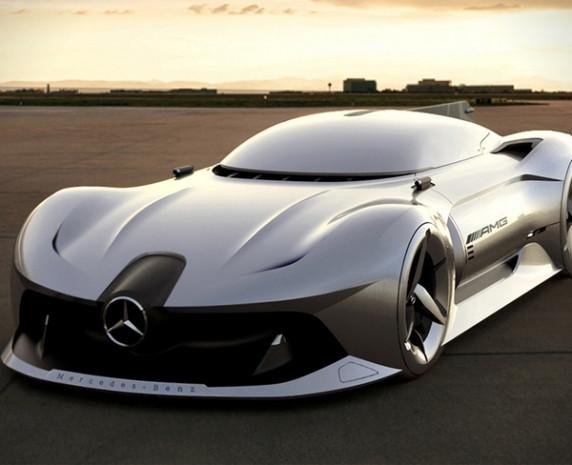 Jet motorlu Mercedes-Benz W196R 2040 yılında geliyor - Page 2