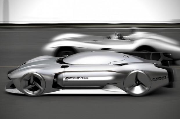Jet motorlu Mercedes-Benz W196R 2040 yılında geliyor - Page 4