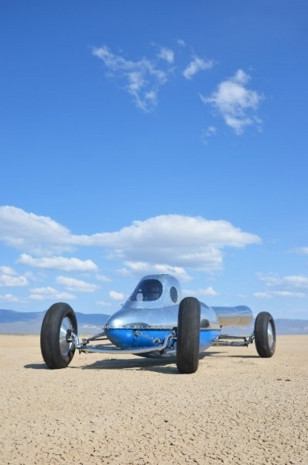 Jet motorlu otomobilini internette satışa çıkardı - Page 4