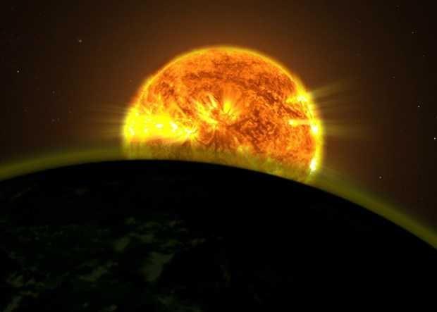 """Jupiter'den iki kat büyük """"siyah"""" bir gezegen bulundu - Page 2"""