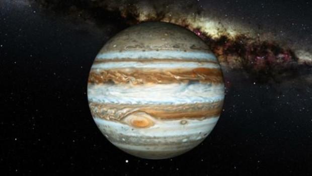 Jüpiter'den ilk görüntü dünyaya ulaştı - Page 1
