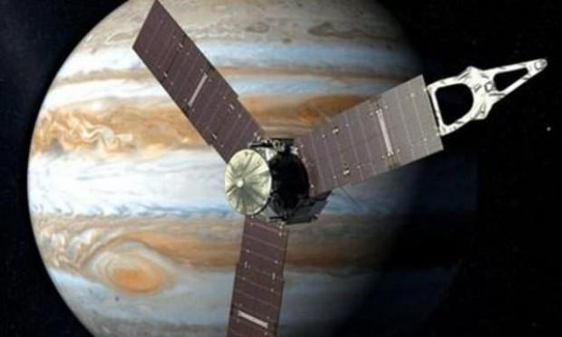 Jüpiter'den ilk görüntü dünyaya ulaştı - Page 2