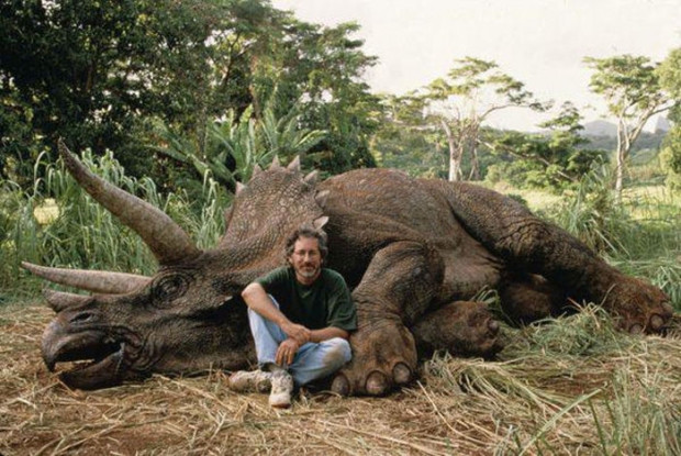 Jurassic Park böyle çekilmiş - Page 1