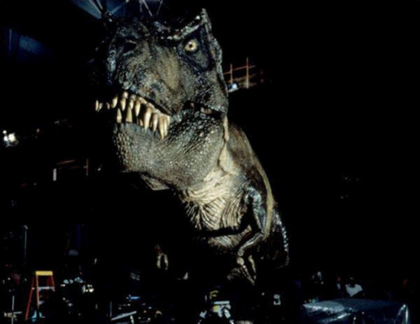 Jurassic Park böyle çekilmiş - Page 3