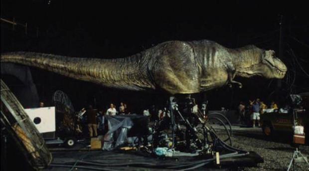 Jurassic Park böyle çekilmiş - Page 4