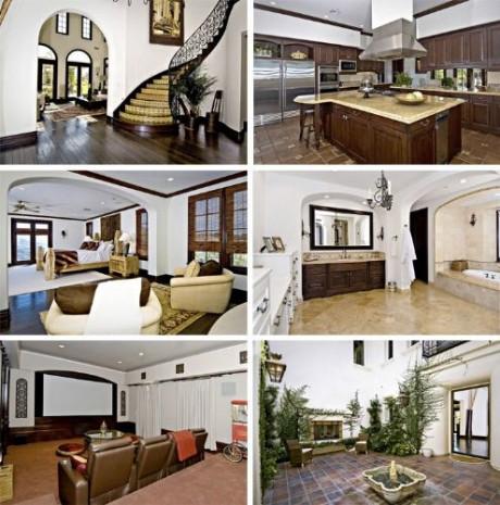 Justin Bieber'ın 50 milyon dolarlık evi - Page 2