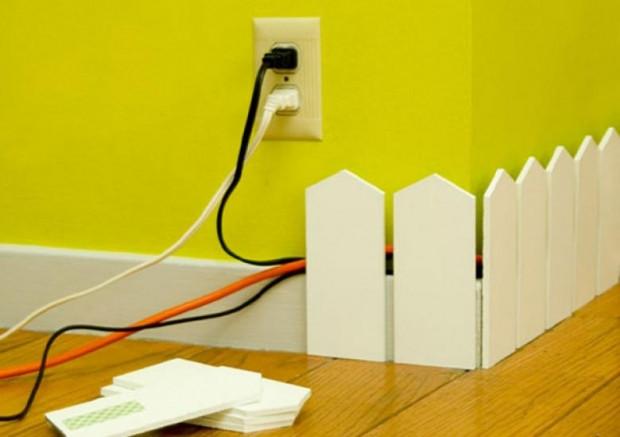 Kablo ve Elektronik Eşyaların Oluşturduğu Görüntü Kirliliğinden Sizi Kurtaracak 13 Güzel Fikir - Page 2