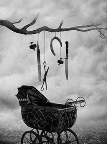Kabuslara yeni bir anlam katan 21 ürkütücü siyah beyaz fotoğraf - Page 2