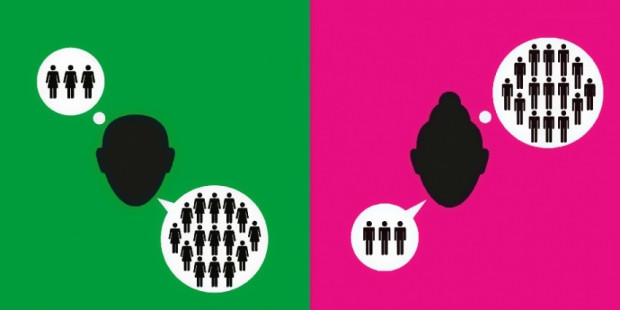 Kadın ve erkek arasındaki bakış farkı - Page 2