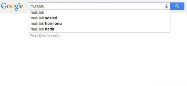 Kadın ve erkekler Google ne soruyor? - Page 1