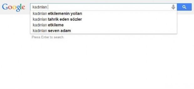 Kadın ve erkekler Google ne soruyor? - Page 4