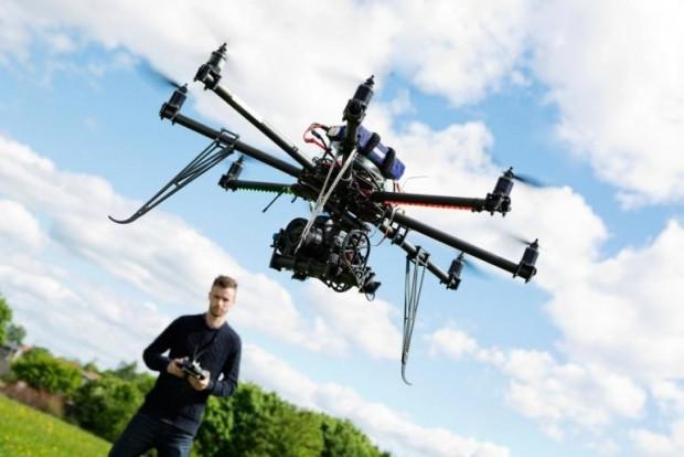 Kafaya göre drone uçurmak artık yok! - Page 1