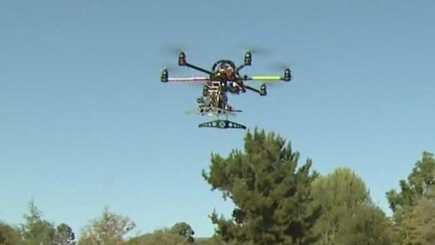 Kafaya göre drone uçurmak artık yok! - Page 2