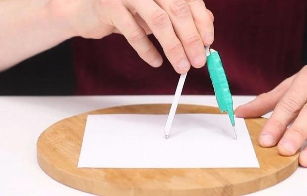 Kağıttan bıçak yaptı bakın neler kesti! - Page 3