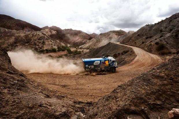 Kamaz Dakar 2017 için kamyon hazırladı - Page 1