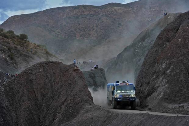 Kamaz Dakar 2017 için kamyon hazırladı - Page 2