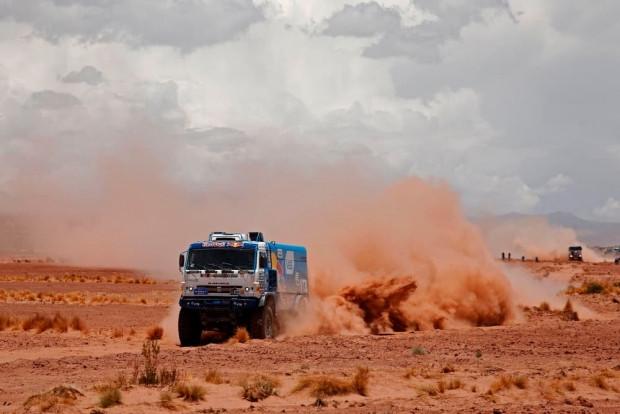 Kamaz Dakar 2017 için kamyon hazırladı - Page 3