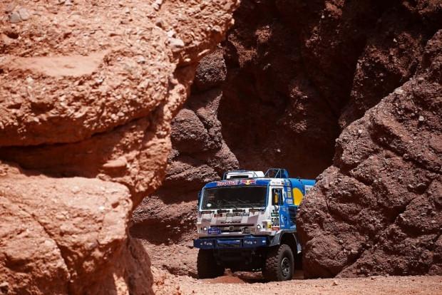 Kamaz Dakar 2017 için kamyon hazırladı - Page 4