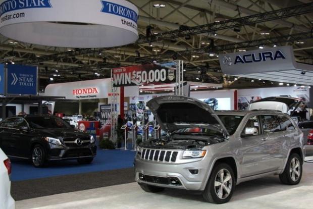 Kanada Autoshow 2016 kapılarını açtı - Page 2