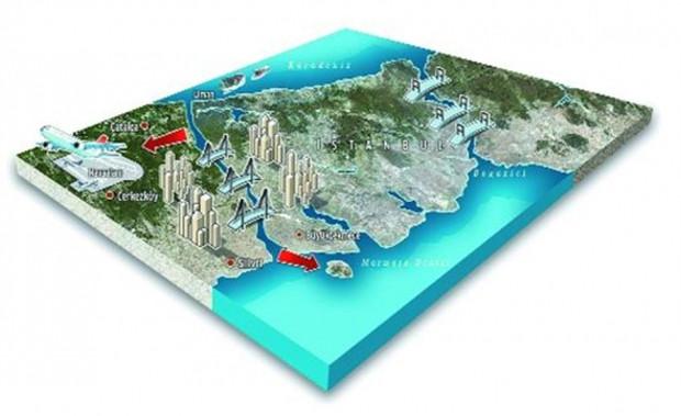 Kanal İstanbul'un ayrıntıları netleşti! - Page 4