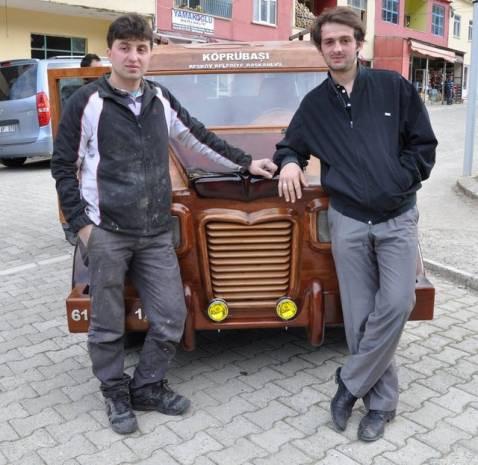 Karadenizliler Land Rover'dan Laz Rover yaptı - Page 1
