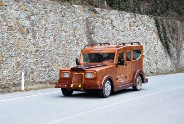 Karadenizliler Land Rover'dan Laz Rover yaptı - Page 2