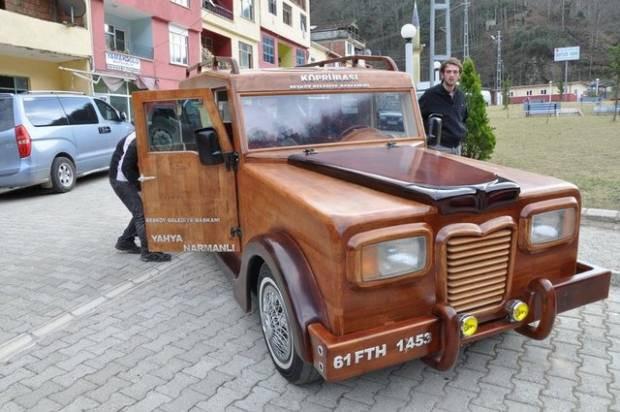 Karadenizliler Land Rover'dan Laz Rover yaptı - Page 4