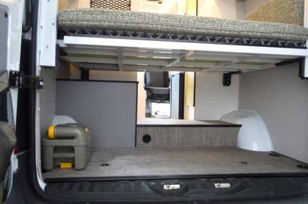 Karavan konforunda minibüs Winnebago - Page 4