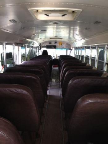Kare kare Okul otobüsünün eve dönüşümü - Page 4