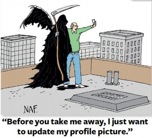 Karikatürlerle akıllı telefonun insanoğlunu esir alışı - Page 4