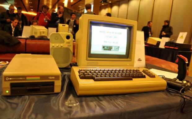 Fotoğraflarla Commodore 64'ün 30. yılı - Page 1