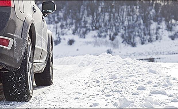 Karlı ve buzlu zeminlerde nasıl araç kullanılır? - Page 3