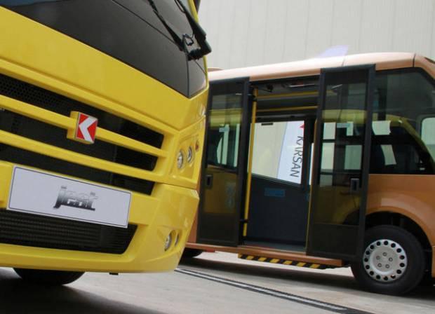 Karsan'ın yeni minibüsü JEST'te internette var! - Page 1