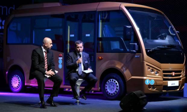 Karsan'ın yeni minibüsü JEST'te internette var! - Page 2