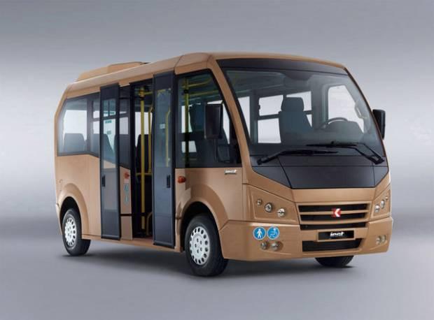 Karsan'ın yeni minibüsü JEST'te internette var! - Page 3
