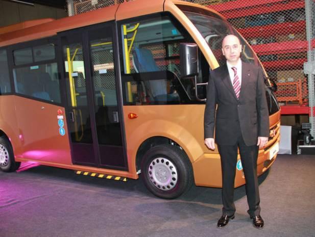 Karsan'ın yeni minibüsü JEST'te internette var! - Page 4