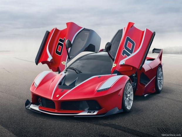 Karşınızda 1035 Beygir Ferrari FXX-K! - Page 1