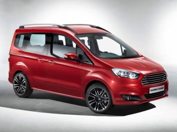 Karşınızda 2014 Ford Tourneo Courier! - Page 1