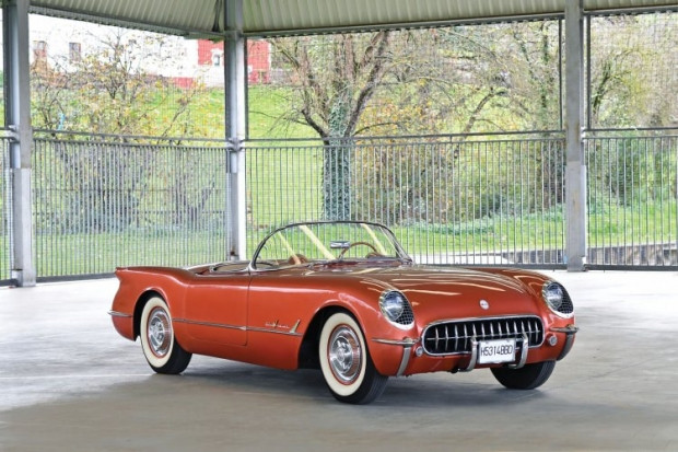 Karşınızda  22. Corvette Copper - Page 1