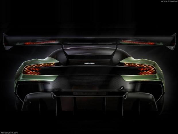 Karşınızda Aston Martin Vulcan (2016) - Page 4