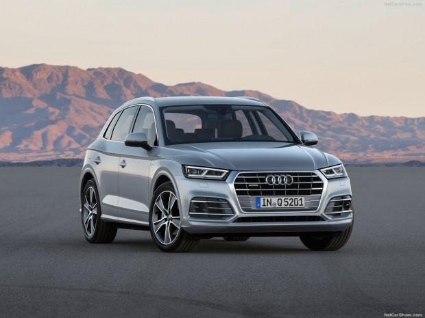 Karşınızda Audi Q5 2017 - Page 1