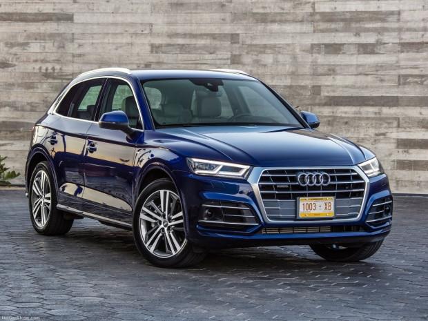 Karşınızda Audi Q5 2017 - Page 3