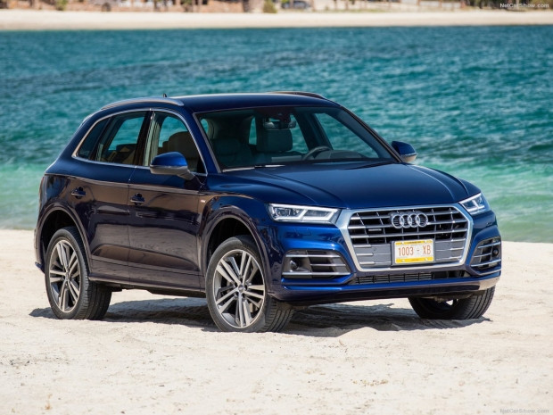 Karşınızda Audi Q5 2017 - Page 4