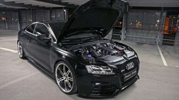 Karşınızda Audi RS5 - Page 1