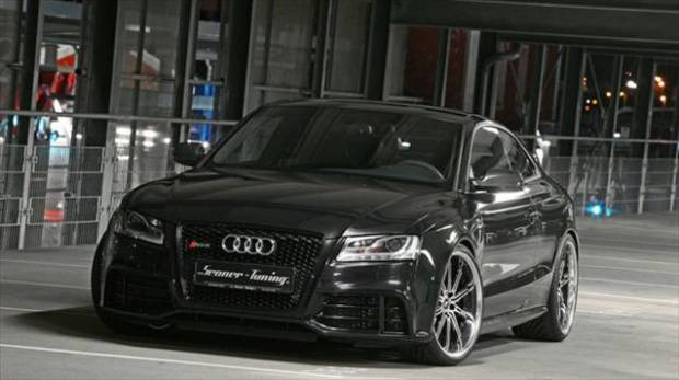 Karşınızda Audi RS5 - Page 2