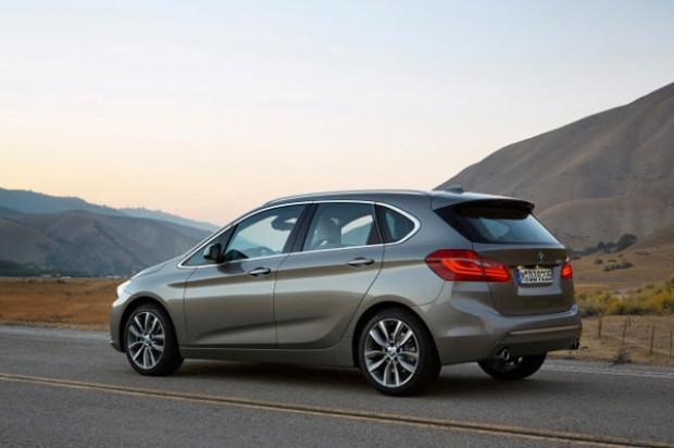 Karşınızda BMW 2-Serisi Active Tourer - Page 1
