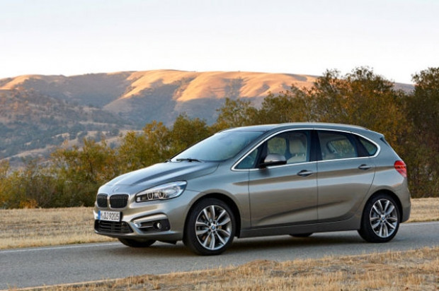 Karşınızda BMW 2-Serisi Active Tourer - Page 3