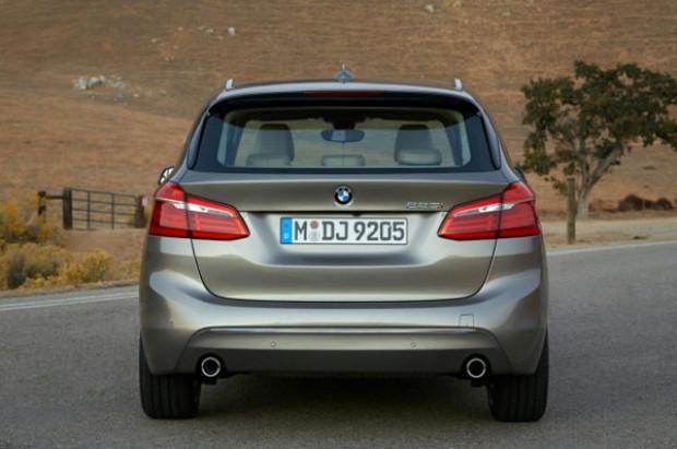 Karşınızda BMW 2-Serisi Active Tourer - Page 4