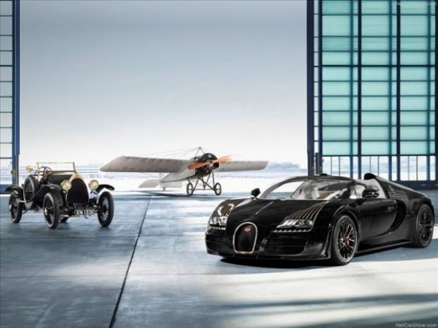 Karşınızda Bugatti Veyron Black Bess! - Page 1