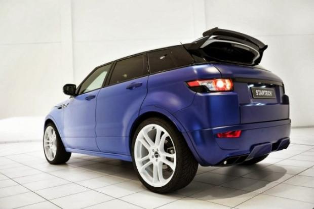 Karşınızda çift yakıtlı Range Rover Evoque LPG - Page 1